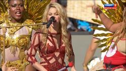 Shakira - La La La (Brazil 2014) FIFA World Cup 2014 Closing Ceremony 1080i HDTV