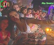Rita Pereira sensual nas festas de verão da tvi
