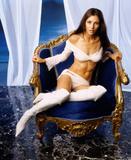 Italian actress Silvia Colloca Foto 1 (Итальянская актриса Сильвия Colloca Фото 1)