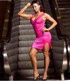 Candice Michelle - Hot Pink