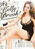 Kelly Brook Nuts Magazine May 2009