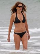Julia Roberts- Black Bikini Beach Pics in Hawaii 04/07/12