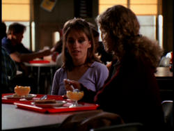 Amy Jo Johnson in Cheating
