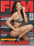 Антония Якобеску, фото 1. Antonia Iacobescu - FHM Romania - Jan - Feb 2011 (x15), photo 1