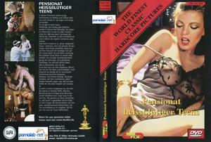 Pensionat Heissblütiger Teens / Пансионат Пылкой Молодёжи (Francis Leroi as Jim Clack, Ribu) [1979 г., All Sex,Classic, DVDRip]
