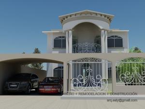 Dise o remodelaci n construcci n dise o de casa for Disenos de casas en mexico