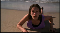Amy Jo Johnson in Power Rangers Turbo The Movie