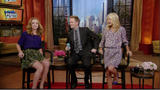 Jayma Mays @ LIVE with Regis & Kelly | July 25 | 29 leggy caps + Request