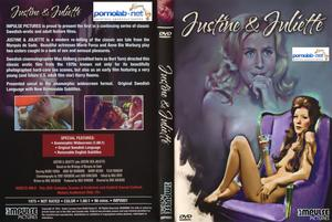 Justine And Juliette / Жюстина и Джульетта (Mac Ahlberg (as Bert Torn), FilmInvest AB,Impulse Pictures) [1975 г., All Sex,Classic, DVDRip]
