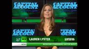 Lauren Lyster -newsperson- RT News - Capital Account - Apr 6 2012