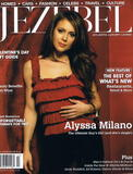Alyssa Milano - Jezebel Magazine - Hot Celebs Home