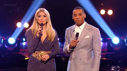 Holly Willoughby - Cleavage - The Voice UK - 19-05-12 - HD *Updated + Results Show*