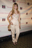 Mischa Barton in cleavagy top showing off her cleavage at 5th annual Candies Foundation Event To Prevent Benefit in New York City