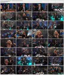 Grace Potter & The Nocturnals ~ Tonight Show With Jay Leno 4/5/12 (HDTV 1080i)