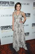 Люси Хейл, фото 599. Lucy Hale Cosmopolitan Fun Fearless Awards in New York - 05/03/12, foto 599
