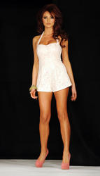 Эми Чайлдс, фото 241. Amy Childs Spring/Summer 2012 Collection Launch in London, Mar 19, foto 241