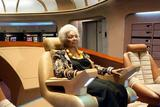 Nichelle Nichols on the Enterprise D!