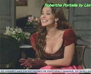 Robertha Portella sensual na novela Escrava Mãe