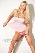 Jenny Poussin - Pink dress 2k1847lkre5.jpg